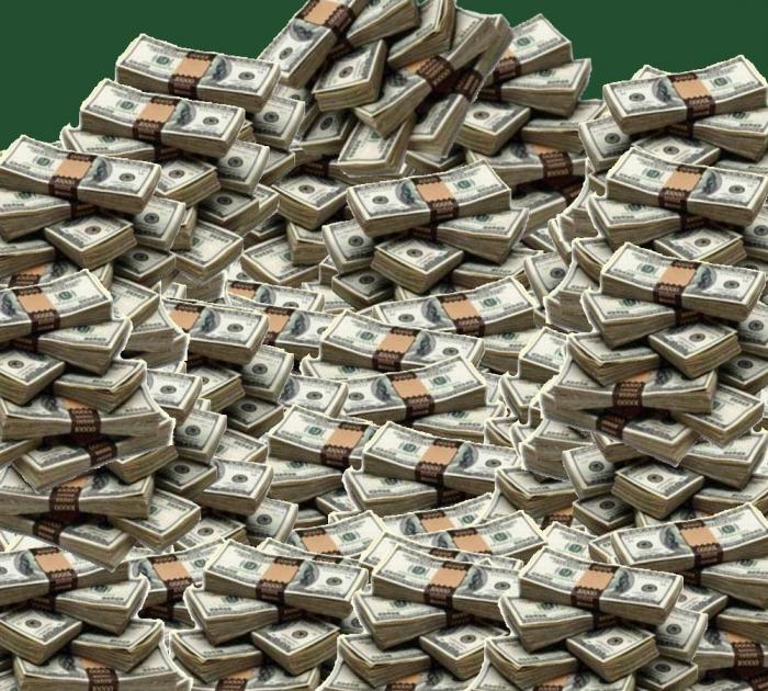 Видеть во сне много денег к чему